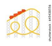 vector flat style illustration... | Shutterstock .eps vector #645438556