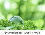 eco image | Shutterstock . vector #645477916