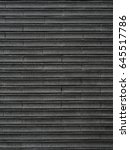 dark tile texture brick wall... | Shutterstock . vector #645517786