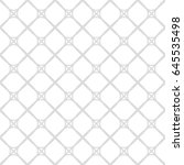 art deco seamless background. | Shutterstock .eps vector #645535498