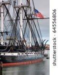 Uss Constitution Battleship...