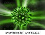 digital illustration of... | Shutterstock . vector #64558318