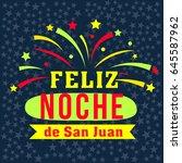 Feliz Noche De San Juan  Happy...