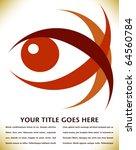 Striking Eye Design With Copy...