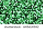 abstract background with mosaic.... | Shutterstock . vector #645614542
