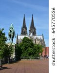 Small photo of Dom of Cologne (Germany)