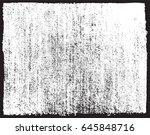 vector grunge texture.distress... | Shutterstock .eps vector #645848716