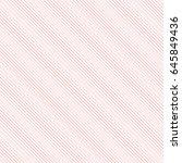 vector beige line pattern.... | Shutterstock .eps vector #645849436