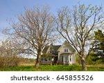 Abandoned House  Nova Scotia...