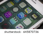 bung kan  thailand   may 04 ... | Shutterstock . vector #645870736
