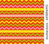 art abstract geometry seamless... | Shutterstock .eps vector #645896992