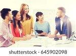 business  startup  education... | Shutterstock . vector #645902098