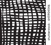 vector hand drawn illustration... | Shutterstock .eps vector #645904546