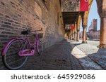 mantua  italy   july 17  2016 ...   Shutterstock . vector #645929086