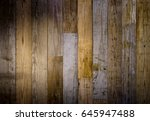 Old Reclaimed Wood Background...