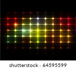 vector light  background | Shutterstock .eps vector #64595599