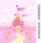 illustration of fairy tale...   Shutterstock .eps vector #646000822