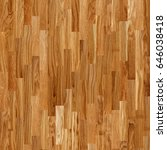 fragment of parquet floor | Shutterstock . vector #646038418