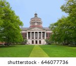 rochester  ny   may 2017   the... | Shutterstock . vector #646077736