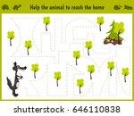 cartoon illustration of... | Shutterstock .eps vector #646110838