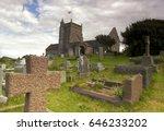 St Nicholas Church On Uphill...