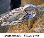 Detail Of Steel Bolt Anchor Ey...