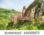 Ruin Of Castle Lednica ...