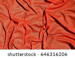 sport clothing fabric texture... | Shutterstock . vector #646316206