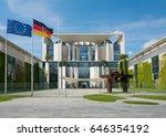 berlin  germany   may 23  2017  ... | Shutterstock . vector #646354192