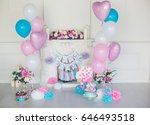 the first cake  cake | Shutterstock . vector #646493518