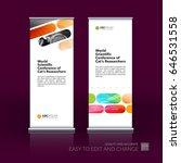 abstract business vector set of ... | Shutterstock .eps vector #646531558