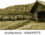 Pioneer Cabin. Historic Pioneer ...