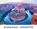 Horseshoe Bend Of Colorado...