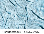 sport clothing fabric texture... | Shutterstock . vector #646673932