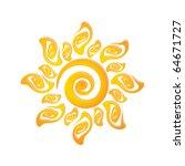 sun | Shutterstock .eps vector #64671727