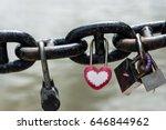 Locks As A Token Of Love Hang...