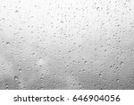 Rain Drops  Water Drops Of Rai...