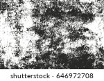 distressed overlay texture of... | Shutterstock .eps vector #646972708