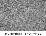 grunge stone floor texture | Shutterstock . vector #646974418