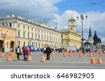 moscow  russia  may  19  2017.... | Shutterstock . vector #646982905