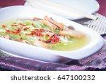 vegetables cuisine | Shutterstock . vector #647100232