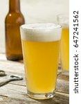 light refreshing summer craft... | Shutterstock . vector #647241562