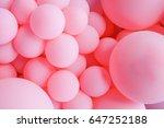 pink balloons  bunny balloon ...