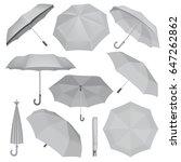realistic illustration of 10... | Shutterstock .eps vector #647262862