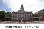 Independence Hall View Of...