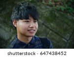 japanese young man | Shutterstock . vector #647438452