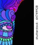 abstract carnival   Shutterstock . vector #64749928