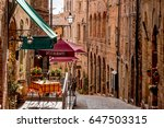 volterra  tuscany   april 23 ... | Shutterstock . vector #647503315