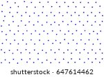 dark blue vector of small... | Shutterstock .eps vector #647614462