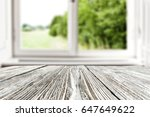 white background of free space... | Shutterstock . vector #647649622